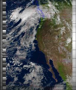 NOAA 19 at 01 Nov 2013 21:14:04 GMT