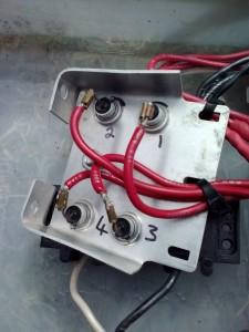 solar diode junction