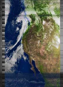NOAA 19 at 27 Mar 2015 21:18:09 GMT