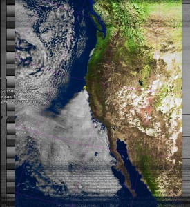 NOAA 19 at 14 Jun 2015 21:37:58 GMT