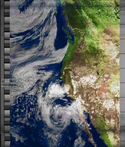 NOAA 19 at 19 Jul 2015 21:47:13 GMT