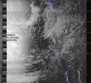 NOAA 18 at 16 Sep 2015 00:51:31 GMT