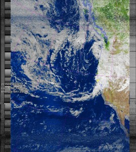 NOAA 19 at 16 Sep 2015 22:27:58 GMT